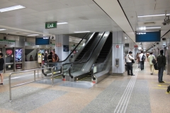 One Pearl Bank Outram Park Station East West Line Platform